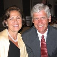 Mark Hofert and wife